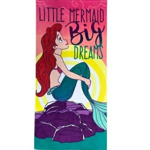 Other - Disney The Big One Little Mermaid  Beach Towel